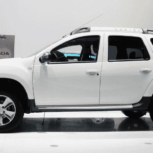 Dacia Duster 2014 - Murilo Góes/UOL