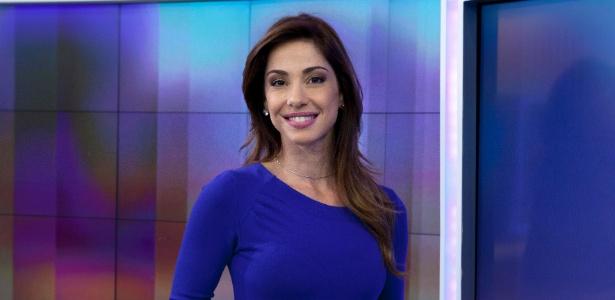 """12.set.2013 - A jornalista Neila Medeiros, que foi escolhida para ancorar o """"Aqui Agora"""""""