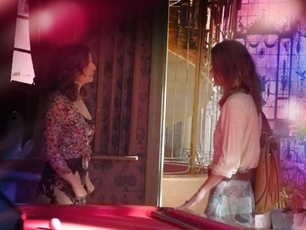 """Em """"Saramandaia"""", Risoleta decide lutar pela filha"""