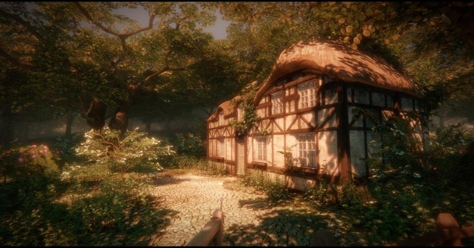 """""""Everybody's Gone to the Rapture"""" (exclusivo do PS4) se passa em uma Inglaterra rural, logo após o apocalipse"""
