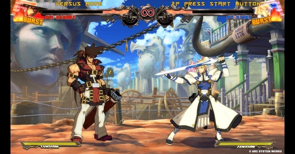 """""""Guilty Gear Xrd -SIGN-"""" é novo capítulo da franquia de luta, primeiro para a nova geração de consoles"""