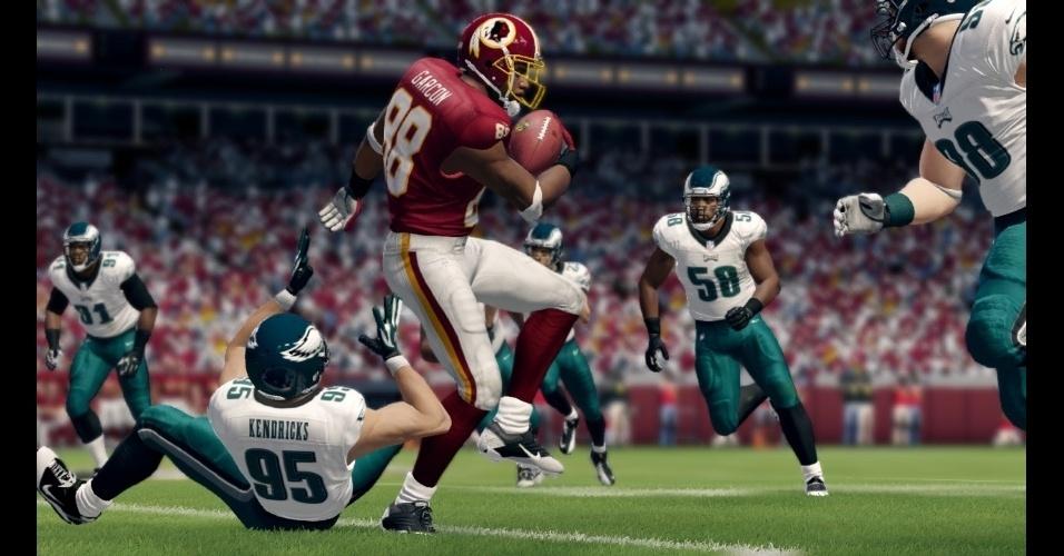 """""""Madden NFL 25"""" é novo jogo da franquia de sucesso nos EUA"""