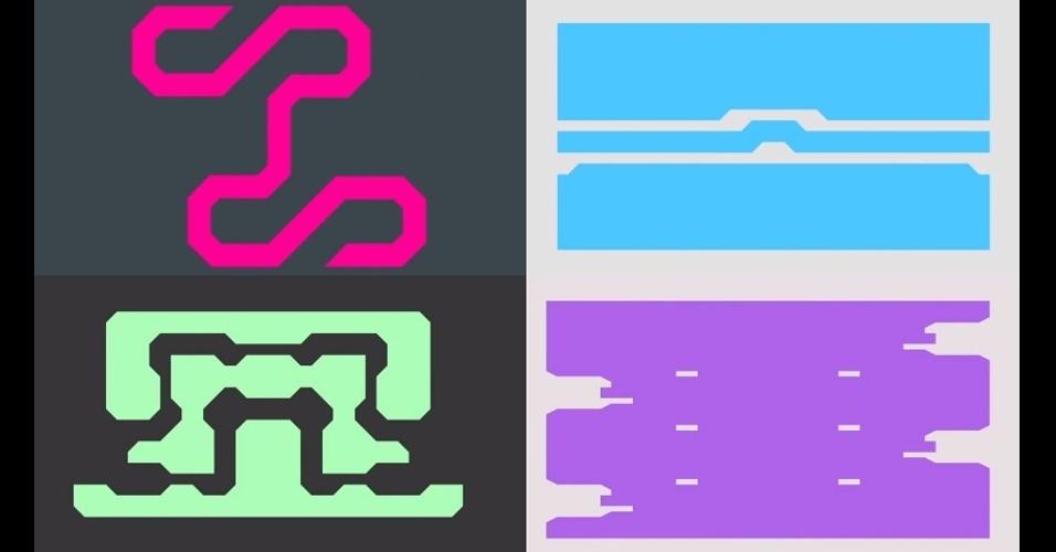 """""""N++"""" é sequência do jogo de plataforma de 2008, que traz um ninja acrobático"""