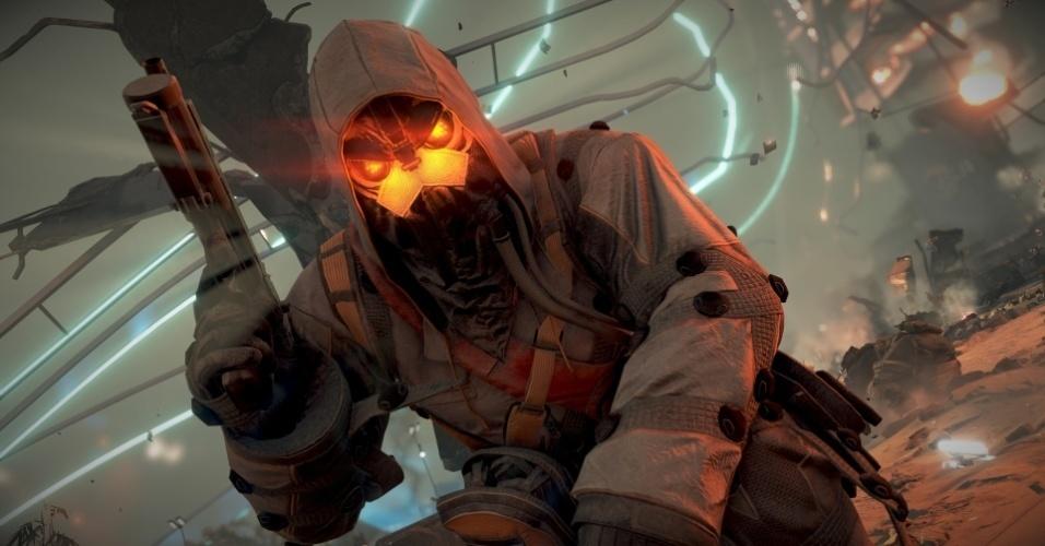"Novo capítulo da série ""Killzone"", ""Killzone: Shadow Fall"" (exclusivo do PS4) tem trama inspirada na Guerra Fria"