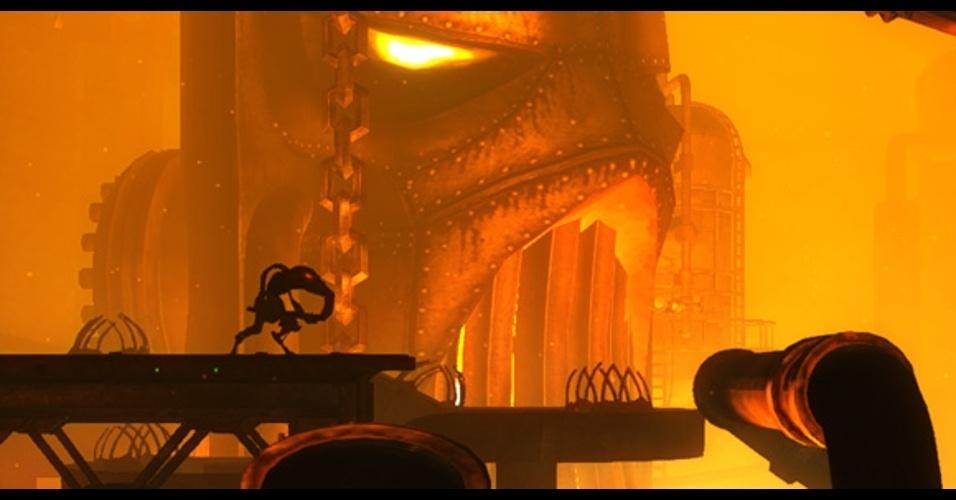 """""""Oddworld: Abe's Oddysee - New 'N' Tasty"""" é um remake para a nova geração do jogo de 1997"""