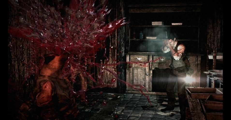 """""""Psycho Break"""" (""""The Evil Within"""") é o mais novo (e talvez último) jogo de Shinji Mikami, criador da série """"Resident Evil"""""""