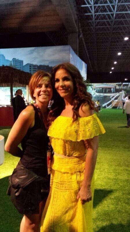 13.set.2013 - A cantora Ivete Sangalo na noite de seu show no Palco Mundo