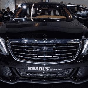 Mercedes-Benz Classe S Brabus i-Business - Murilo Góes/UOL