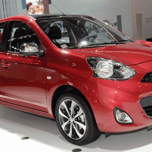Nissan Micra - Murilo Góes/UOL