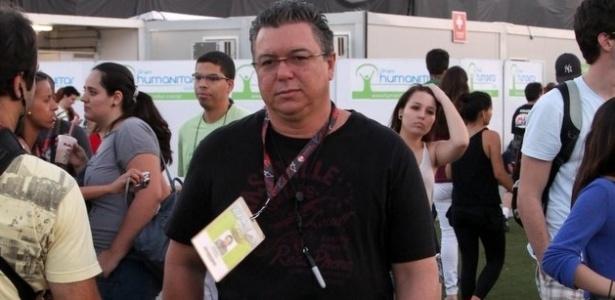 "Boninho, diretor do ""Big Brother Brasil"""