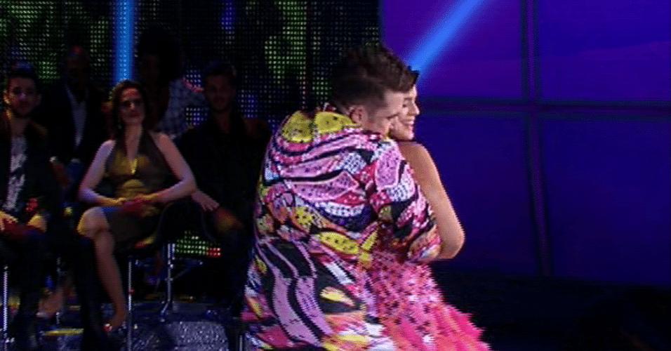 """Bruna Marquezine na final da """"Dança dos Famosos"""""""