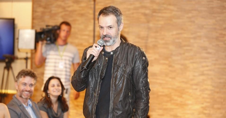 """16.set.2013 - O diretor do programa """"Amor & Sexo"""", Ricardo Waddington conta como será a 7ª temporada da atração"""