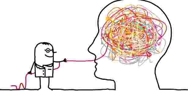 A psicoterapia à distância não é permitida como prática profissional no Brasil; pode ser usada apenas com fins de pesquisa ou para atendimentos eventuais (se o paciente está viajando, por exemplo) - Thinkstock