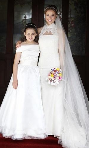 Casamento de Paloma (Paolla Oliveira) em