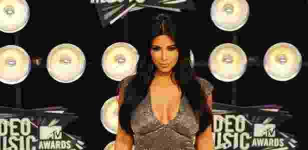 Kim Kardashian é uma das adeptas de tratamentos estéticos bizarros - AFP