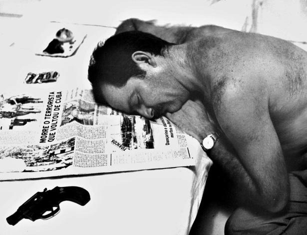 """1984 - Cláudio Marzo em cena do longa-metragem """"Nunca Fomos Tão Felizes"""""""