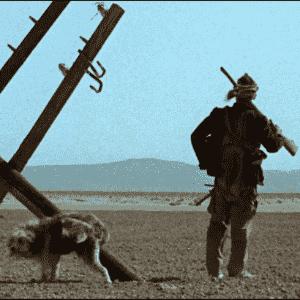 """Cena de """"O Menino e seu Cachorro"""" - Reprodução"""