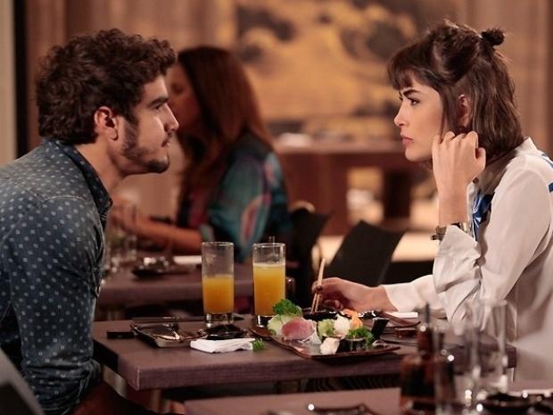 """Em """"Amor à Vida"""", Patrícia termina com Michel após pedido de Silvia"""