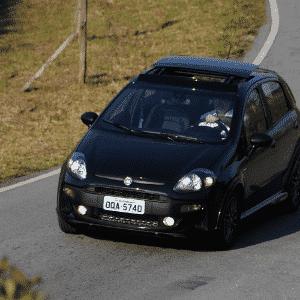 Fiat Punto Blackmotion - Murilo Góes/UOL