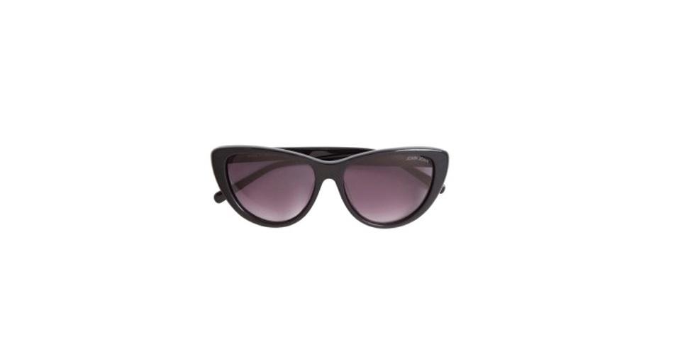 Óculos preto modelo gatinho  R  258, na John John (www.johnjohndenim fa88a4200e