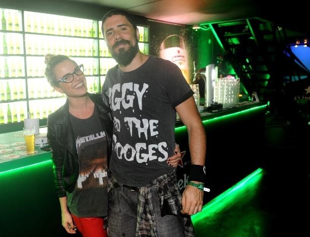Natallia Rodrigues se separa de ex-baixista do Detonautas