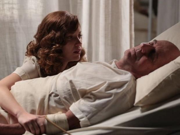 19.set.2013 - Sílvia Zampari (Nathalia Dill) promete se vingar de Ernest (José de Abreu)