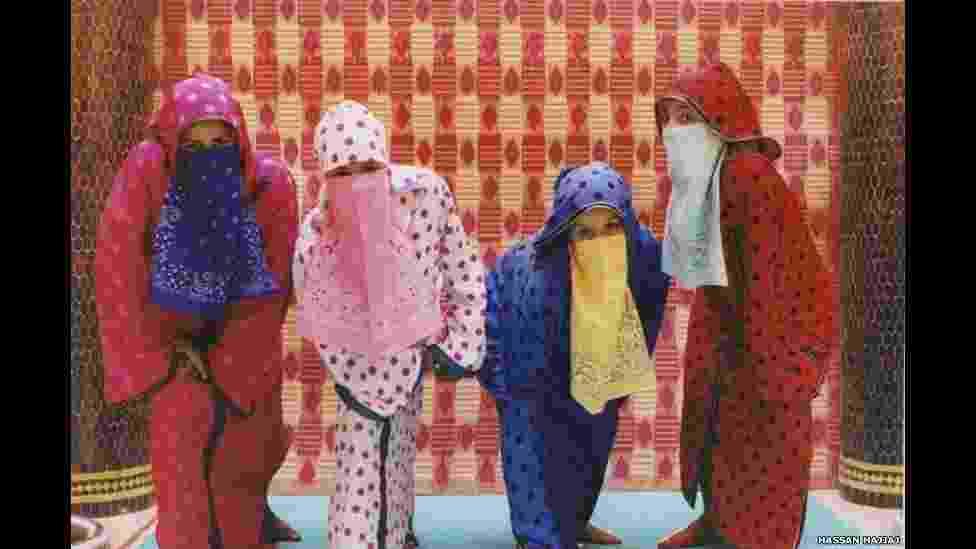 Uma série de exposições itinerantes no Marrocos preparam a inauguração de um grande museu dedicado à fotografia no país. O Museu de Fotografia e Arte Visual de Marrakech, projetado pelo arquiteto britânico David Chipperfield, ainda está em fase de construção - Hassan Hajjaj