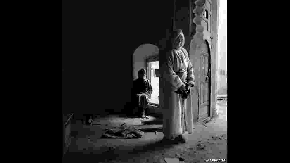 Uma série de exposições itinerantes no Marrocos preparam a inauguração de um grande museu dedicado à fotografia no país. O Museu de Fotografia e Arte Visual de Marrakech, projetado pelo arquiteto britânico David Chipperfield, ainda está em fase de construção - Ali Chraibi