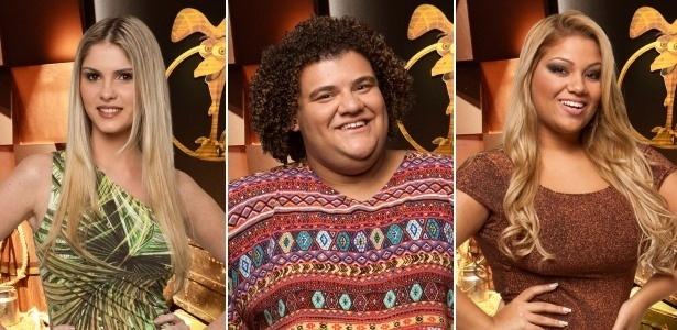 19.set.2013 - Bárbara Evans, Gominho e Yani de Simone estão na roça