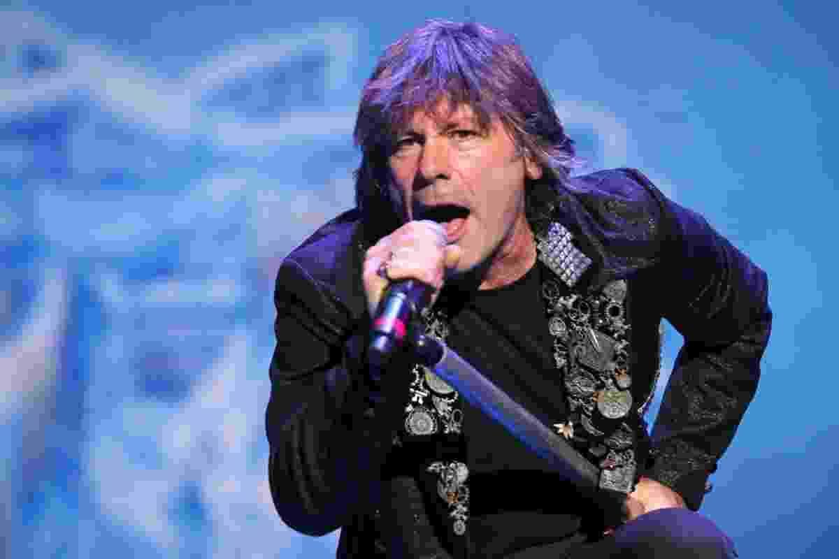 20.set.2013 - Iron Maiden se apresenta na Arena Anhembi - Manuela Scarpa/Divulgação