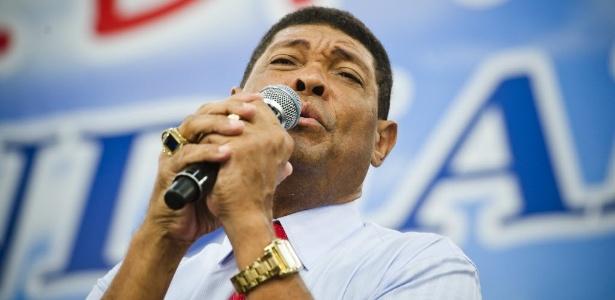 Culto do pastor Valdemiro Santiago, ex-Universal