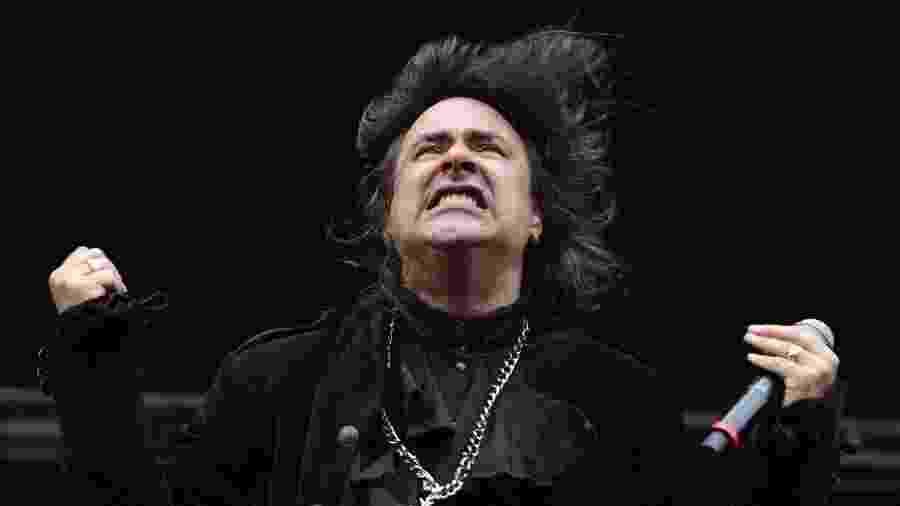 22.set.2013 - Andre Matos e banda Viper abrem o último dia do Rock in Rio - André Muzell/Agnews