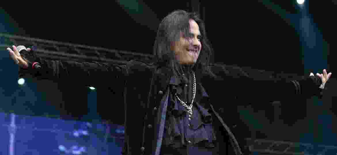Andre Matos no Rock in Rio 2013 - André Muzell/Agnews