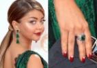 Looks inspiradores: maquiagens, penteados e manicures das famosas no Emmy - Getty Images