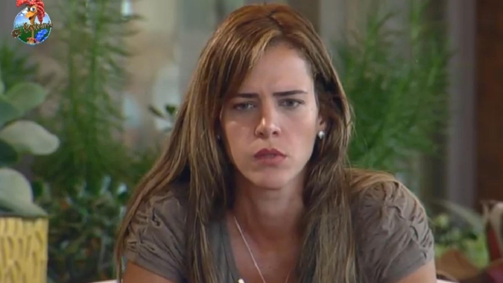 23.set.2013 - Denise Rocha relembra seus melhores e piores momentos no reality show