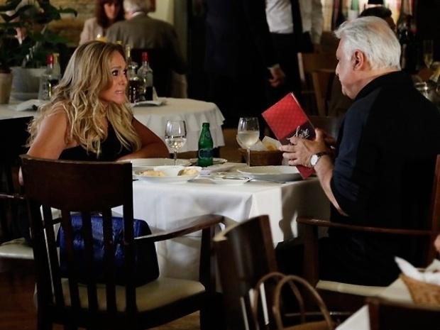 """23.set.2013 - Em """"Amor à Vida"""", Pilar diz para César que vai se vingar"""
