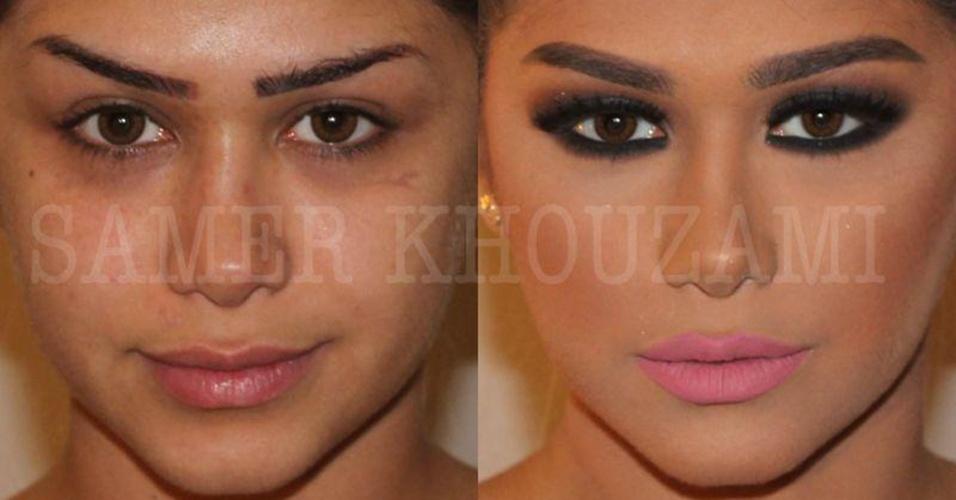 Maquiagem Samer A. Khouzam 2