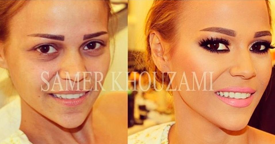 Maquiagem Samer A. Khouzam 3