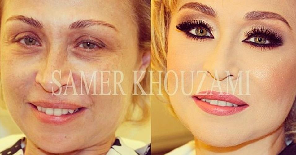 Maquiagem Samer A. Khouzam 6