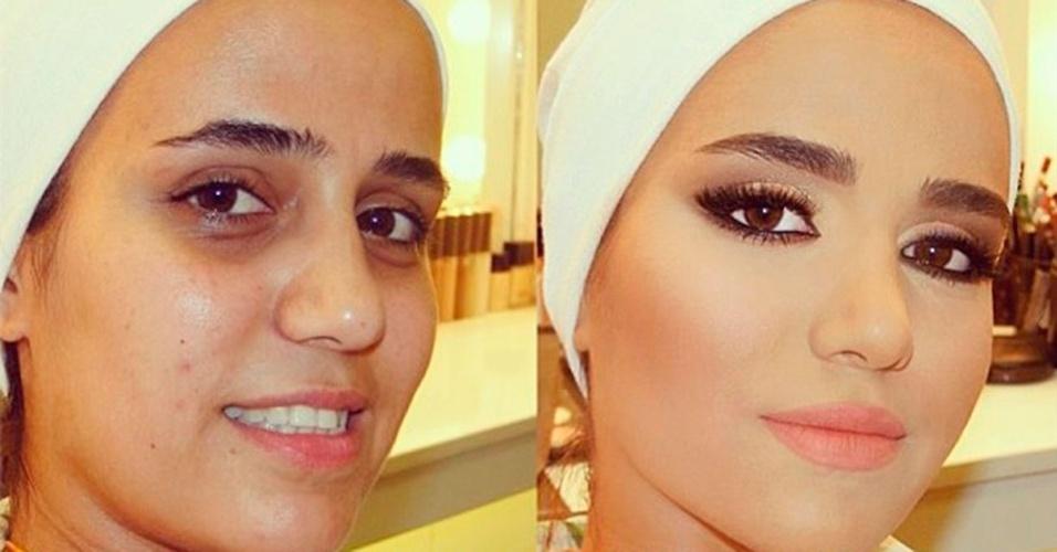 Maquiagem Samer A. Khouzam 9
