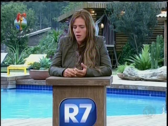 24.set.2013 - Denise disse que não confia em Bárbara Evans