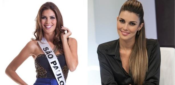 """A modelo Francine Pantaleão, que já foi Miss São Paulo em 2012, foi escolhida por Roberto Justus para trabalhar como secretária no """"Aprendiz - O Retorno"""""""