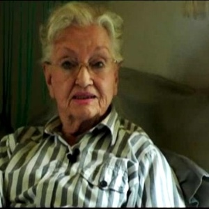 """Carolyn Cassady em cena do documentário """"Com Amor, Carolyn"""" - Reprodução"""