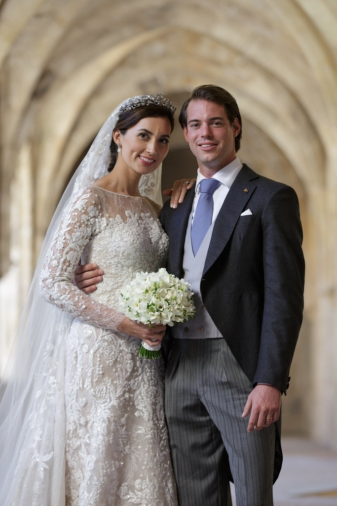 Casamento do príncipe Félix de Luxemburgo com a alemã Claire Lademacher