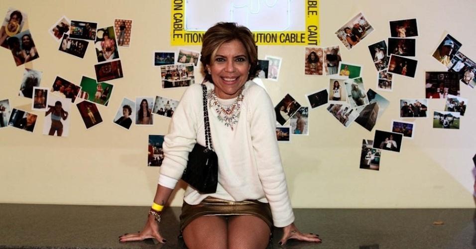 """26.set.2013- Em 1990, Astrid, primeira VJ da MTV Brasil, inaugurou a programação com o clipe de """"Garota de Ipanema"""", de Marina Lima. A partir de 1º de outubro, um canal com o mesmo nome será lançado na TV paga pela Viacom"""