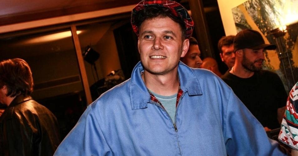 26.set.2013 - João Suplicy em evento da última transmissão da MTV