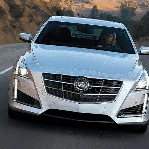 Cadillac CTS sedã 2014 - Divulgação