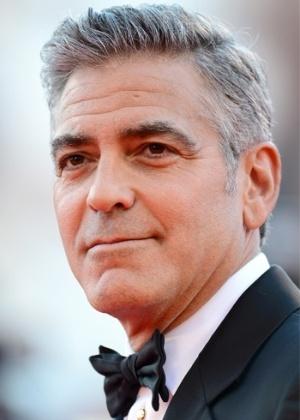 George Clooney é um dos amigos mais próximos de Brad Pitt  - Getty Images