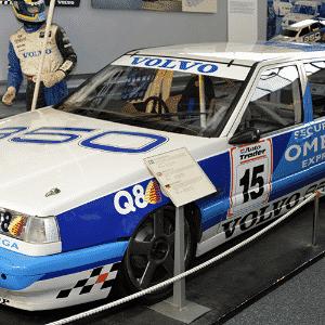 Museu Volvo - 850 perua - Anders Wejrot/Divulgação