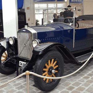 Museu Volvo - OV4 - Anders Wejrot/Divulgação